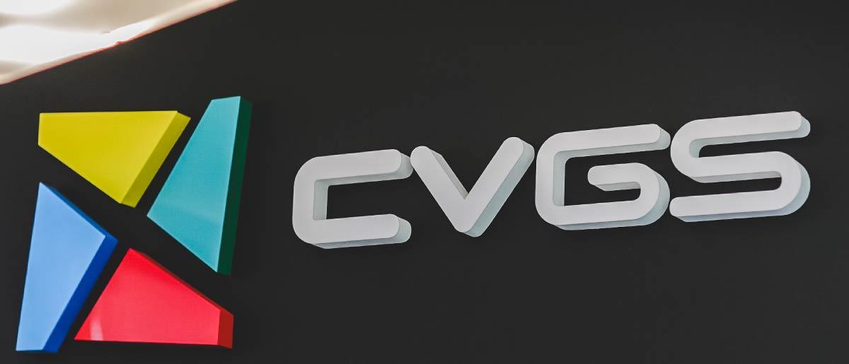 CVGS logo konwerting