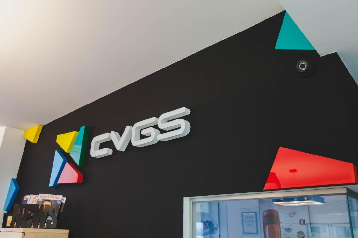 Nowe logo CVGS konwerting
