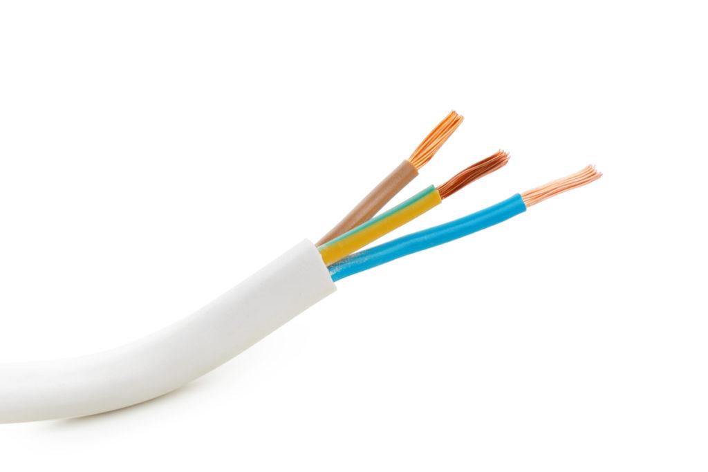 zabezpieczone przewody tasma PVC - konwerting CVGS
